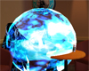 Blue Nebula Aura
