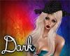 Dark Blond Hair&Hat