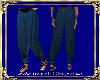 Spring Sweatpants Blue