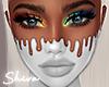 $ Half Rainbow MH Ebony