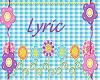 !ID!Lyric's Playmat
