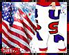 🌟 Kids USA Pants