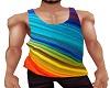 Gay Pride Tank Top (M)
