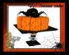 Spider cake halloween