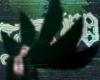 Black Kitsune Tail
