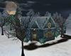 Snowy Vermont retreat
