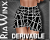 Wx:Short Skirt DERIVABLE