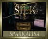 (SL) Silk End Table