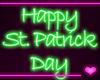 � Neon St. Patrick