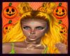 Pumpkin!! Hair Yellow