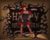 Halloween Dress - Red