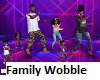 Kids Party Wobble Dance