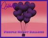 Purple Heart Ballons