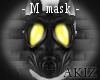 ]Akiz[ Z GasMask * M