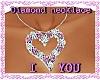 |J|-Pink Diamond heart*