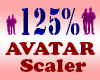 Resizer 125% Avatar