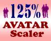 Resizer 125% Avatar