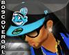 [809s] Indi'z Hat.Blue