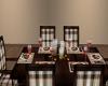 Fall Dining set