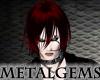 CEM Red Gothic Hair