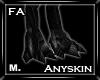 (FA)AnyskinDragonLegs M
