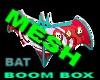 Bat Boom Box *MESH