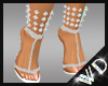 WD* Rosy Wedding Shoes