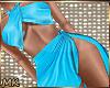 MK Azure Dress