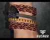 F. Bracelet Afro l*