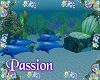 P- Mermaid Throne Ride