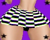 Animated Checker Skirt