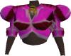 Demon Armor Top Female