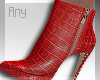 Boots Red §