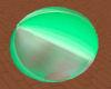 Green Beach Ball