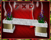 (FXD) Christmas Bench