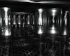 Silver Black Ballroom
