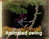 ~HB~Animated Swing -rose