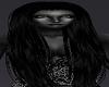 Long Black Vamp Hair