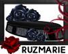 R | Gothica-2p Rose Seat
