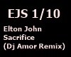 Elton John - Sacrifice 1