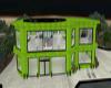 Green Lovely Mansion