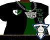 Blk/Grn KD Shirt