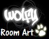WOLFY -poster
