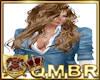 QMBR Venessa Gldn Brwn