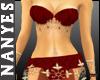 ::: Belly Dancer Red