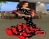 dress flamenco b-r