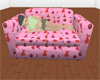 [E] NERSERY COUCH~PINK~