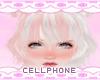 pink/blonde bangs ❤