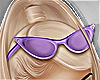 CatEyes Glasses Lilac