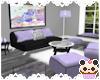 +M Grey Hangout Spot